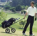 golf trolley