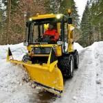 snowplough