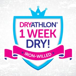 dryathlon 1 week in