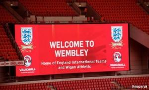 wembley sign