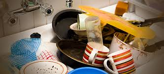 _office kitchen mess